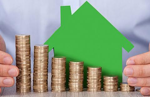Падіння цін на нерухомість