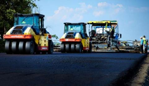 Киевские власти готовят городские дороги к осеннему периоду