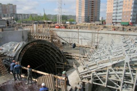Объявлен новый тендер на строительство метро на Виноградарь в Киеве