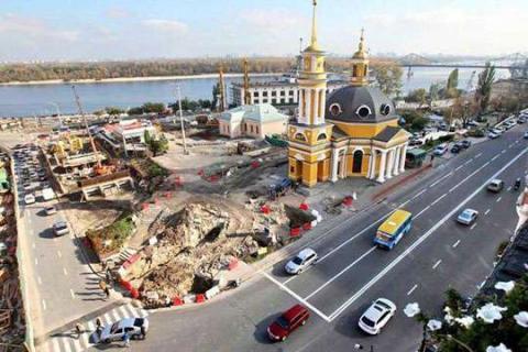 Инвестиционный договор с застройщиком на Почтовой площади депутаты планируют расторгнуть осенью