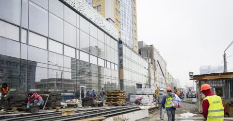 Отсутствие предложений по аренде в торговых центрах ведёт к повышению платы за аренду