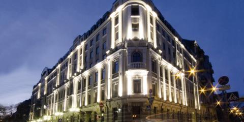 Строительство гостиниц в Украине вошло в Топ застроек по миру
